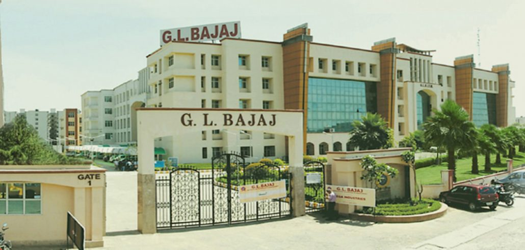 G L  bajaj institute of management and research Noida UP